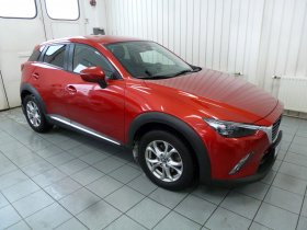 Mazda CX-3 Optimum