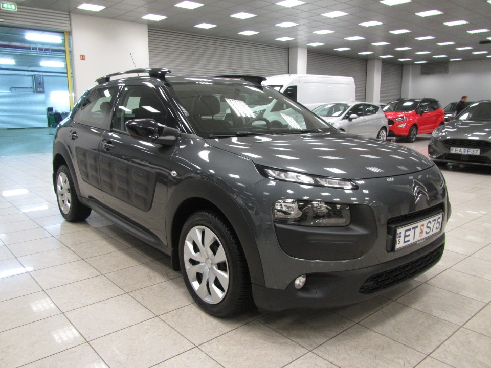 Citroen C4 Cactus Feel