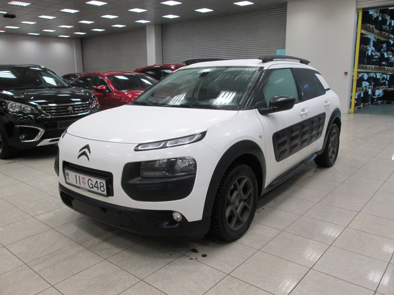 citroen c4 cactus shine b lar nota ir brimborg. Black Bedroom Furniture Sets. Home Design Ideas