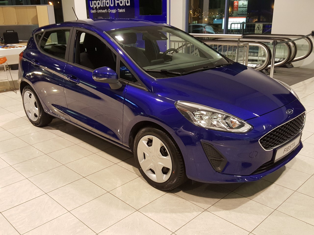 Ford Fiesta Trend Edition